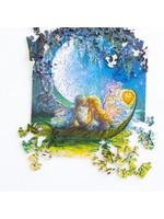 DaVICI Puzzel™ - Wisteria Moon - Josephine Wall (250) - Houten Puzzel