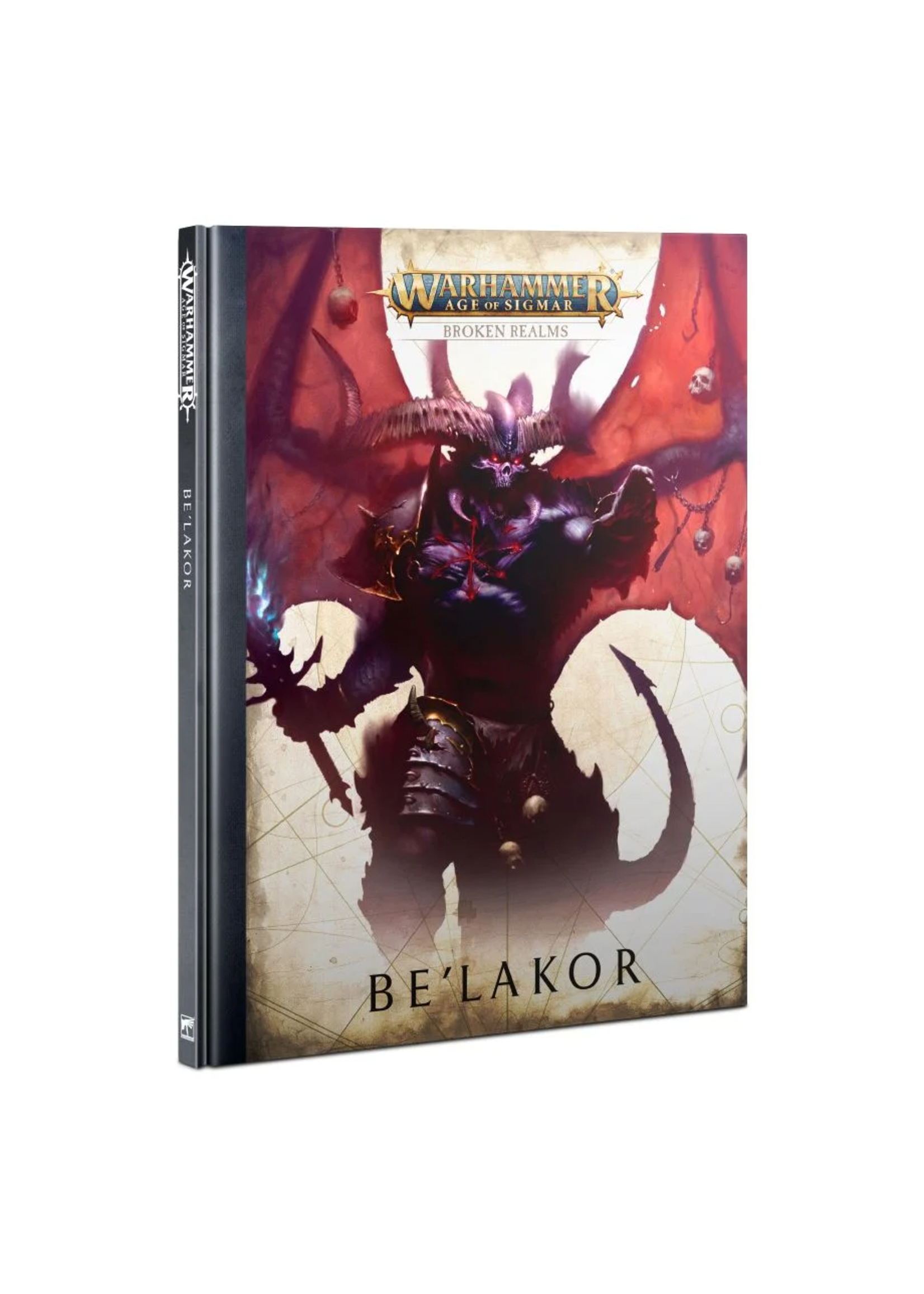BROKEN REALMS: BE'LAKOR (HB) (80-36)