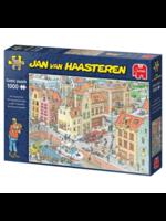 Het Ontbrekende Stukje - Jan van Haasteren (1000) (NK Legpuzzelen 2021)