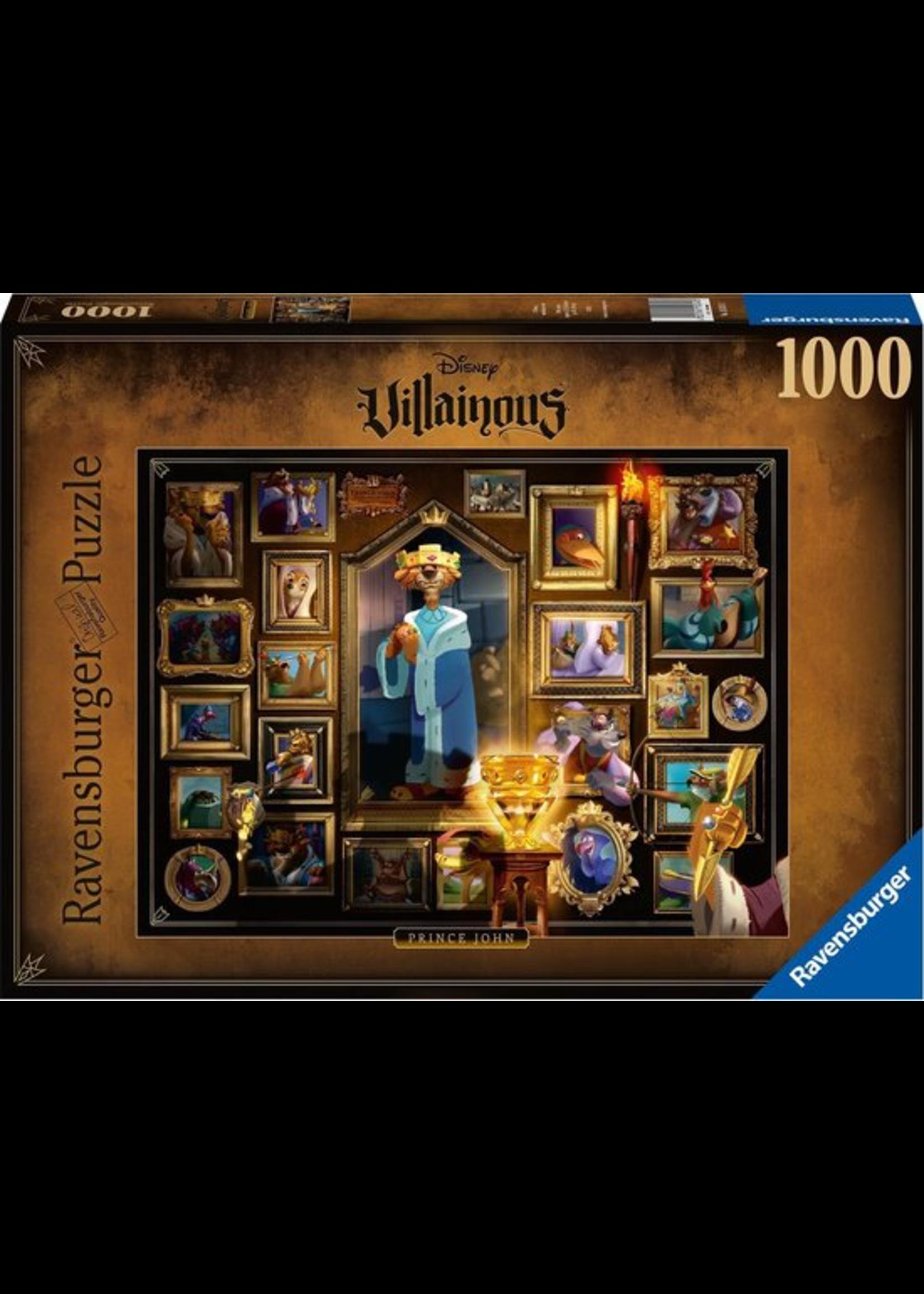 Disney Villainous - King John (1000)