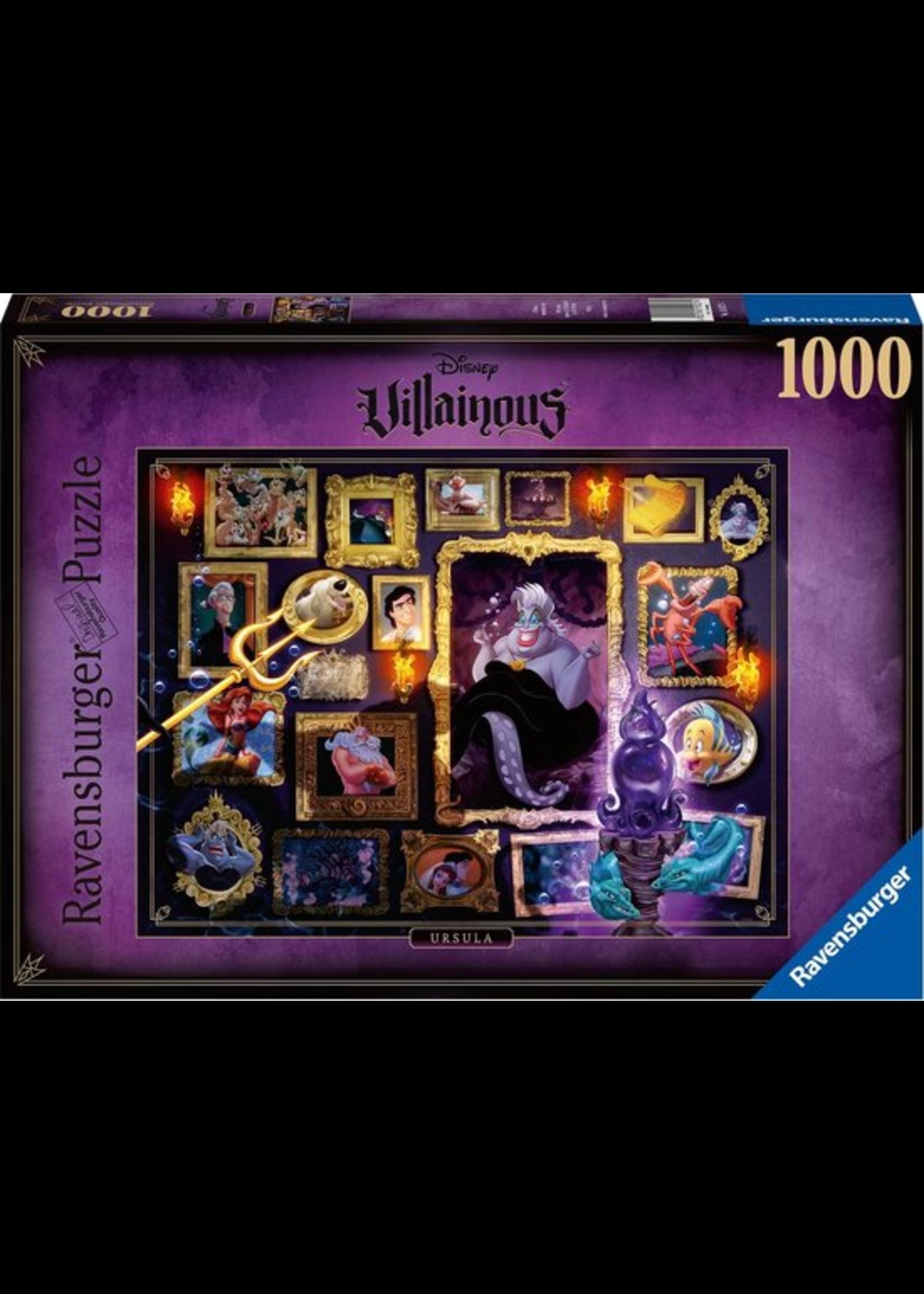 Disney Villainous - Ursula (1000)