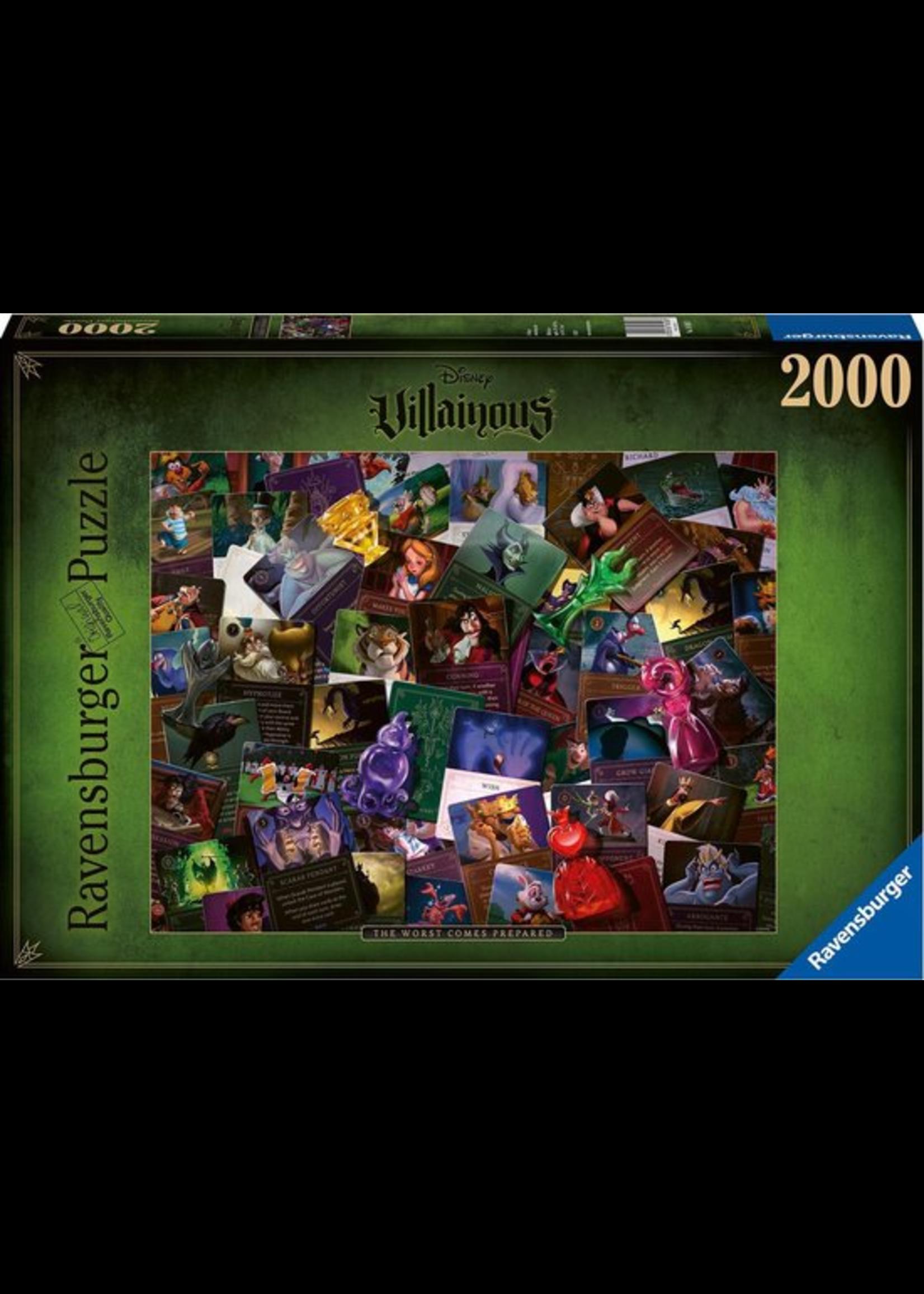 Disney Villainous - All Villains (2000)