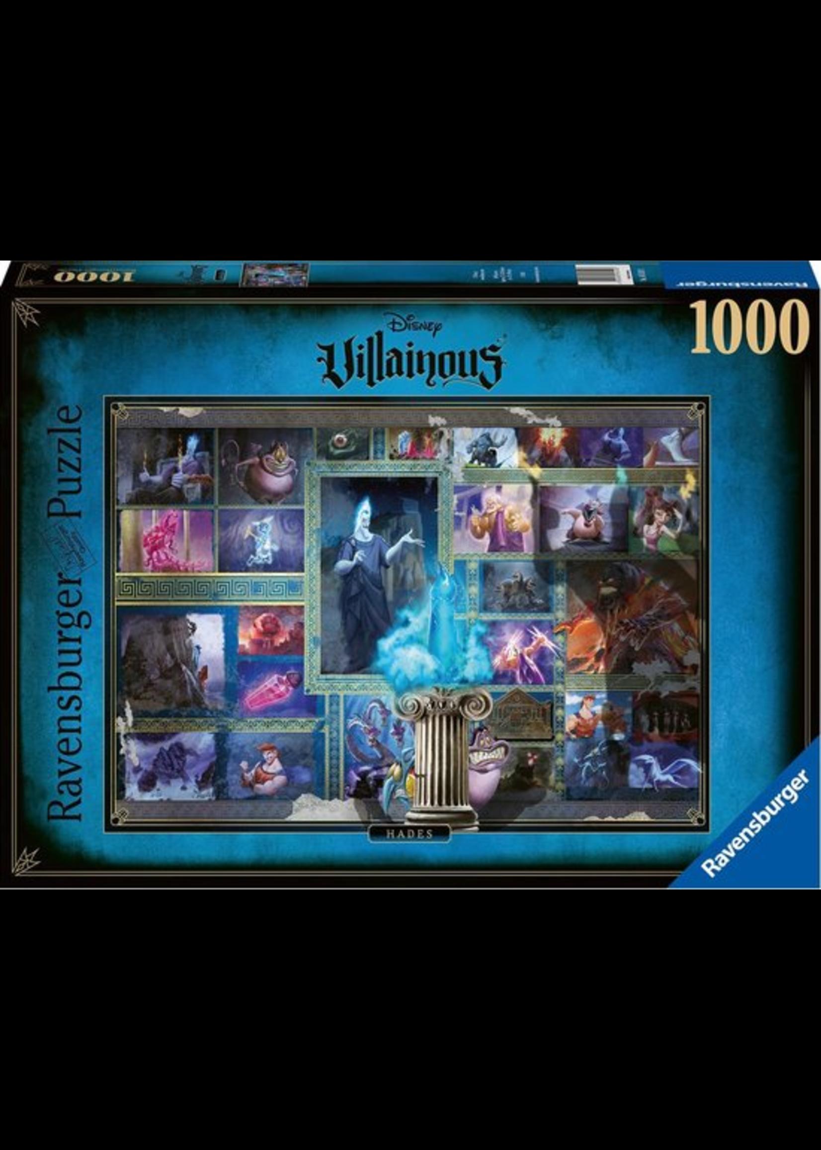 Disney Villainous - Hades (1000)
