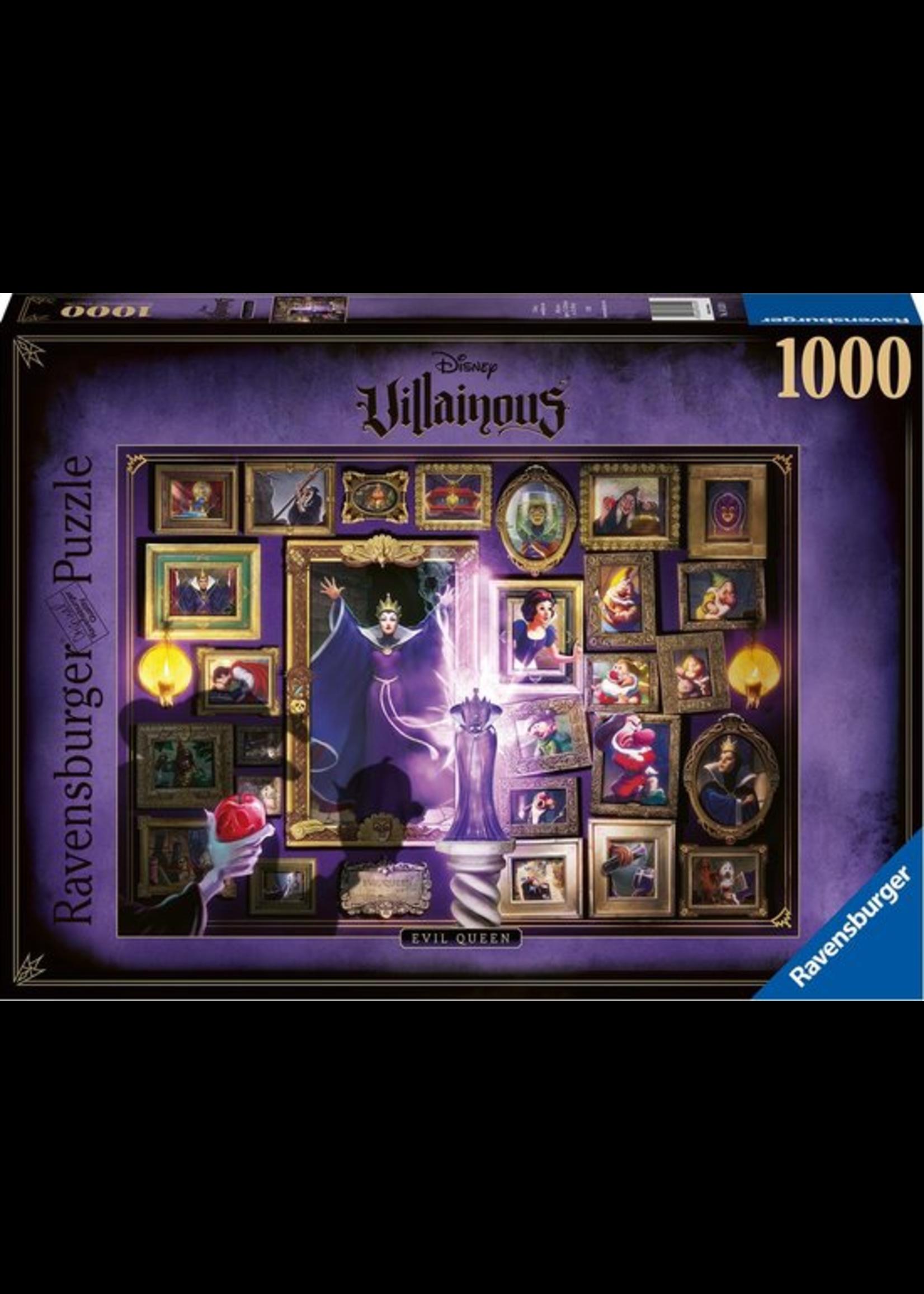 Disney Villainous - Evil Queen (1000)