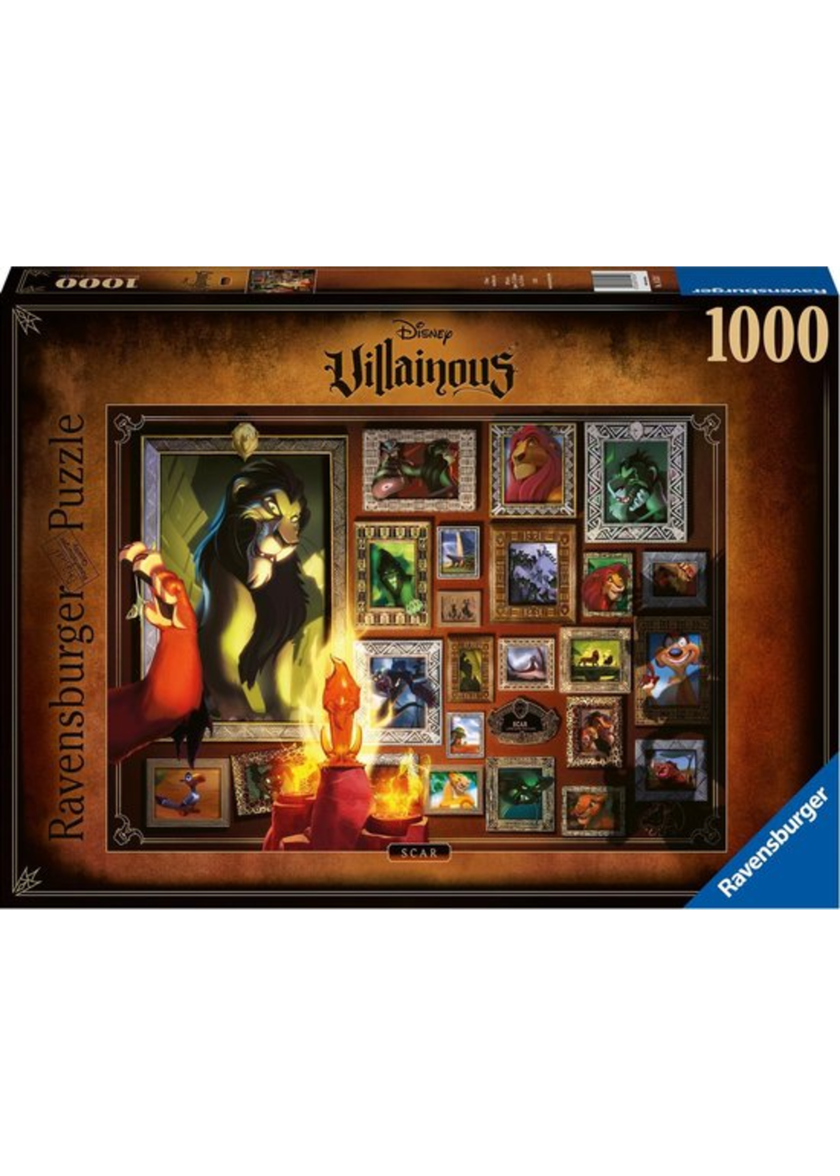 Disney Villainous - Scar (1000)