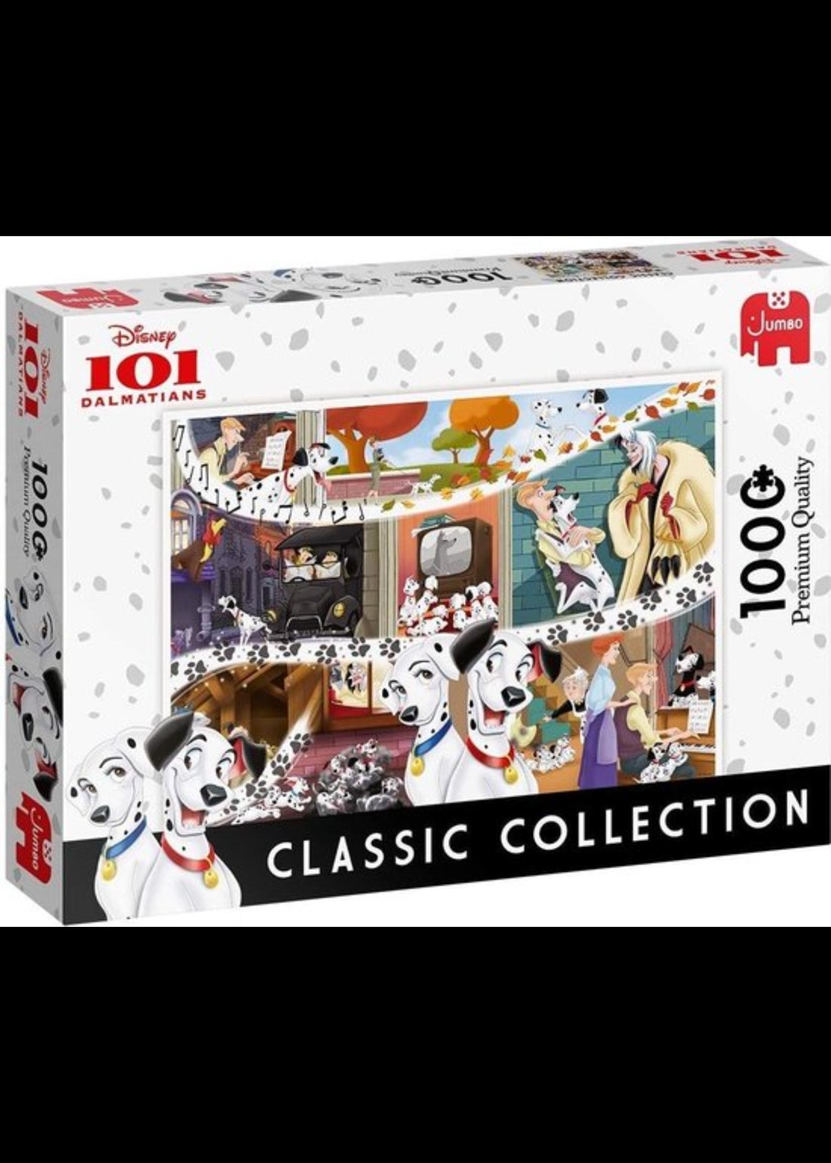 Disney Classic Collection 101 Dalmatians- 1000 St