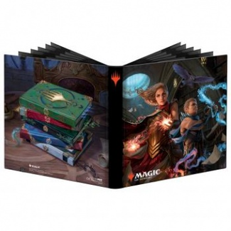 UP - 12-Pocket PRO-Binder for Magic: The Gathering - Strixhaven