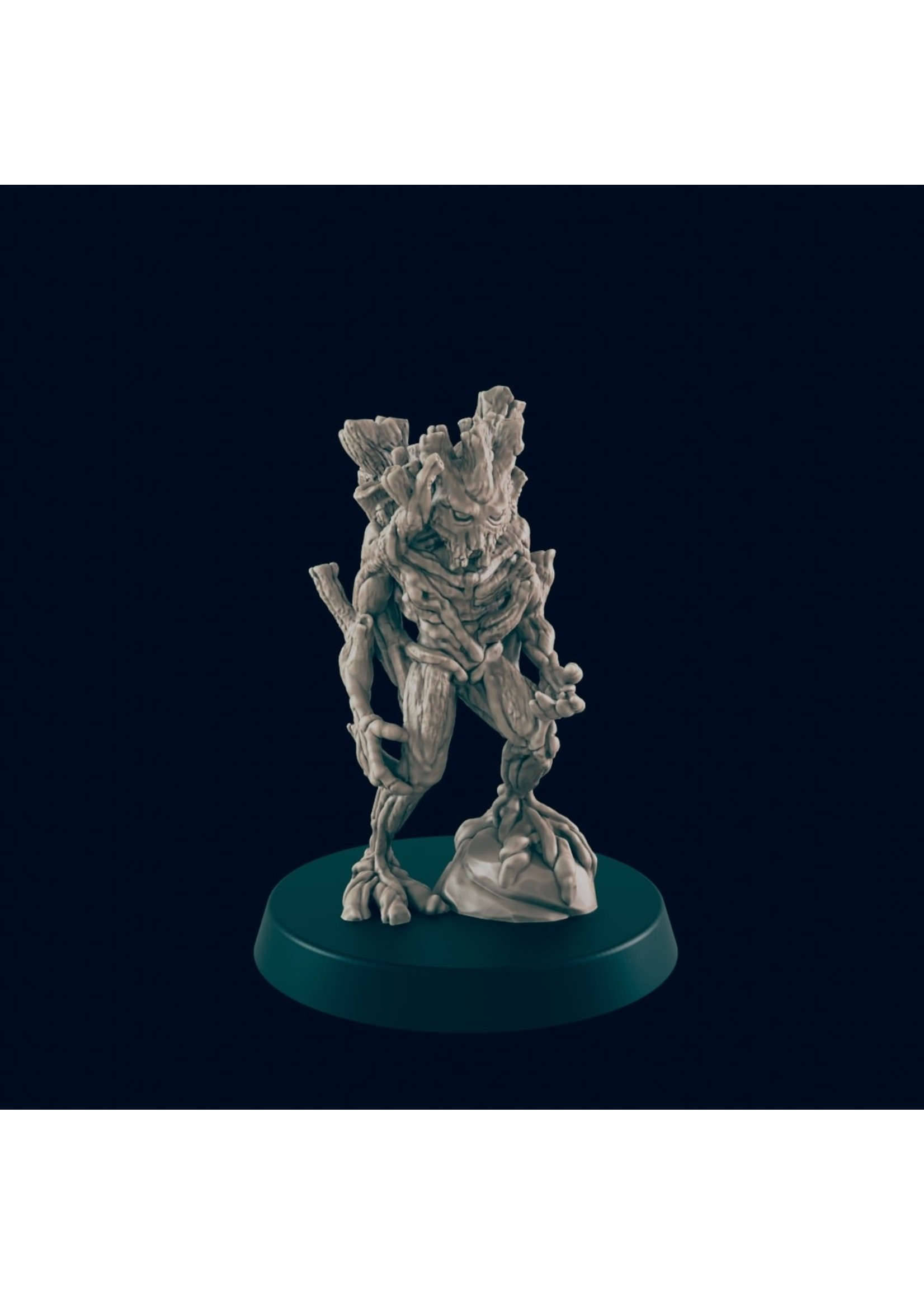 3D Printed Miniature - Twig Blight - Dungeons & Dragons - Beasts and Baddies KS