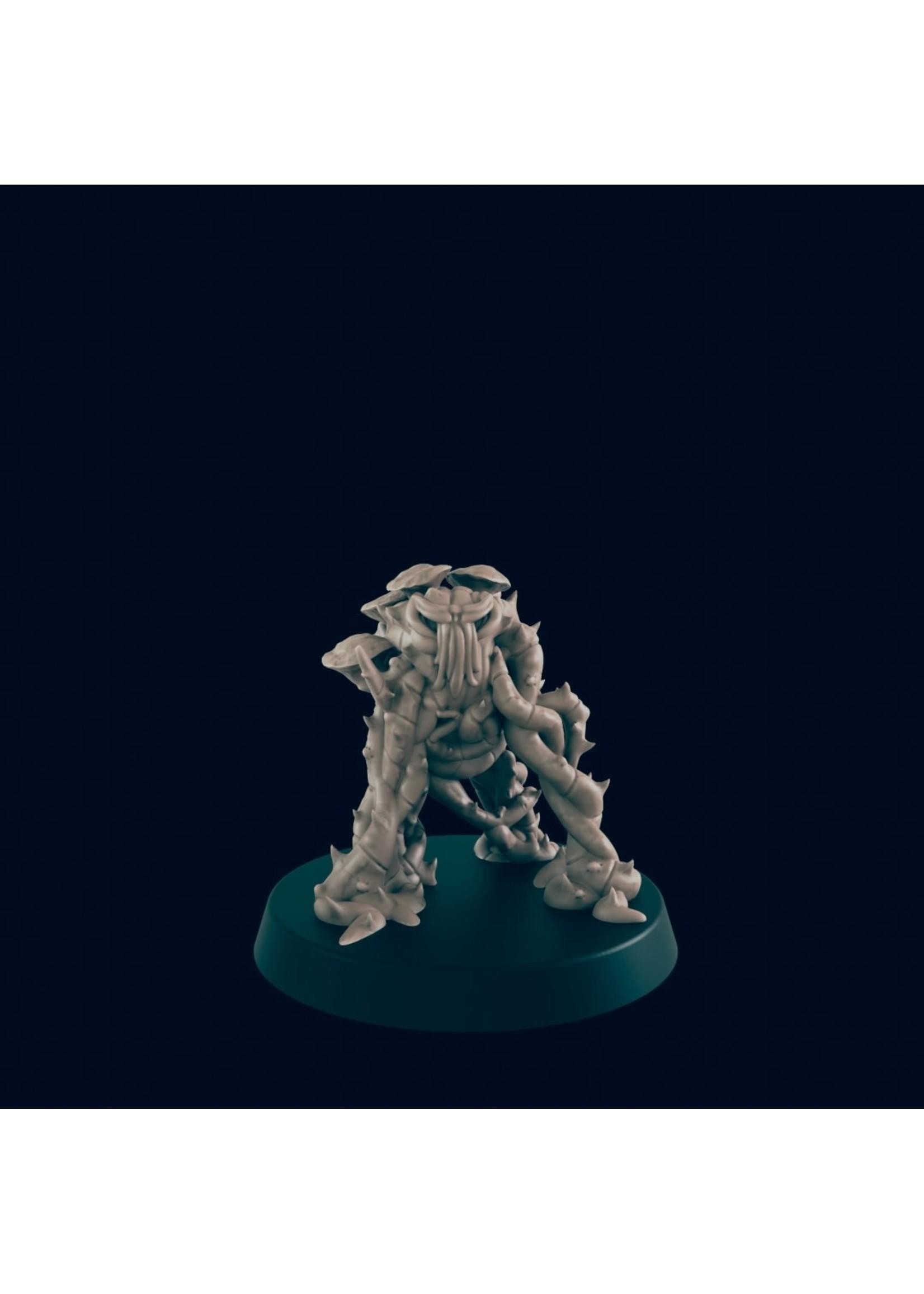 3D Printed Miniature - Vine Blight - Dungeons & Dragons - Beasts and Baddies KS