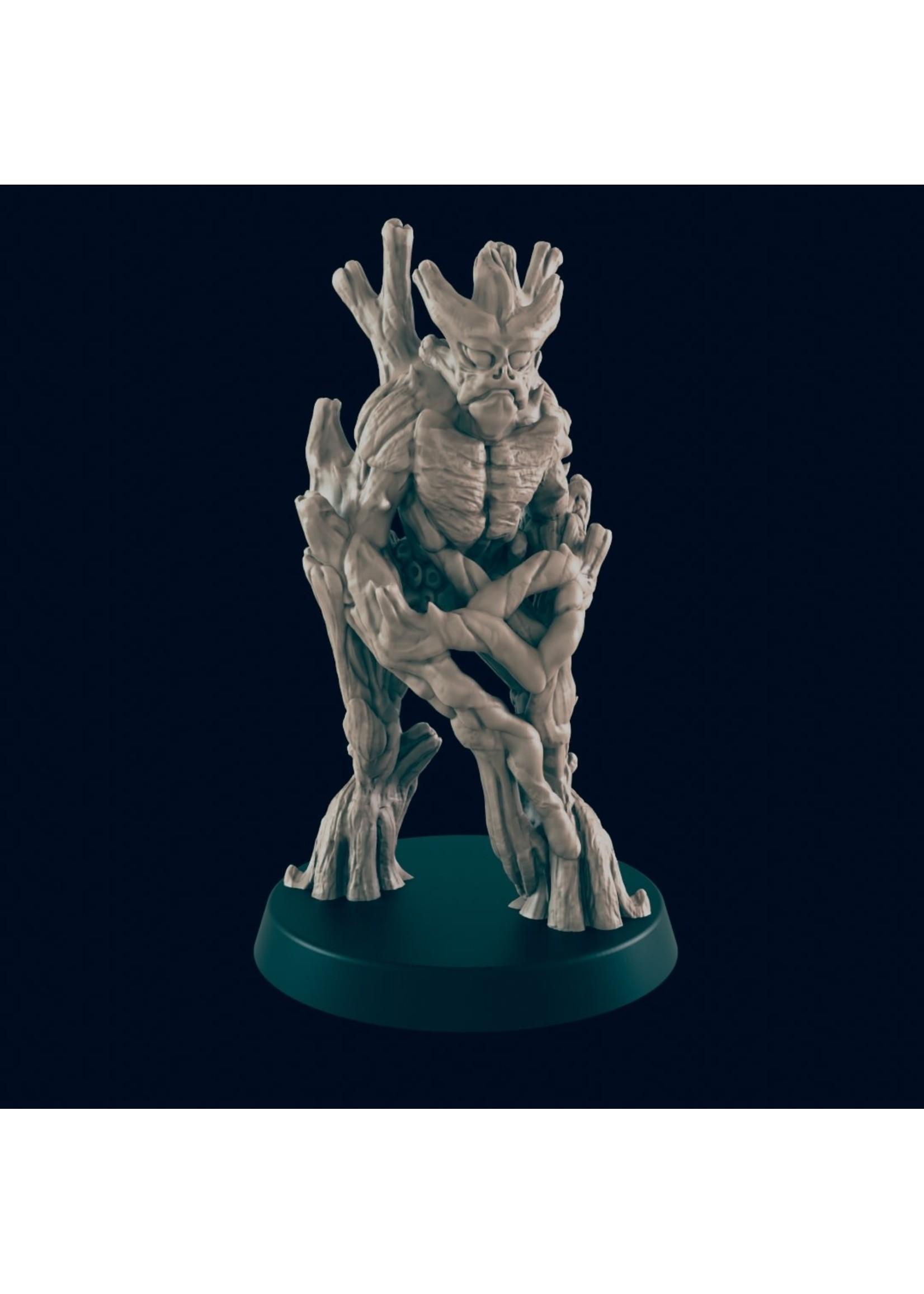 3D Printed Miniature - Tree Blight - Dungeons & Dragons - Beasts and Baddies KS