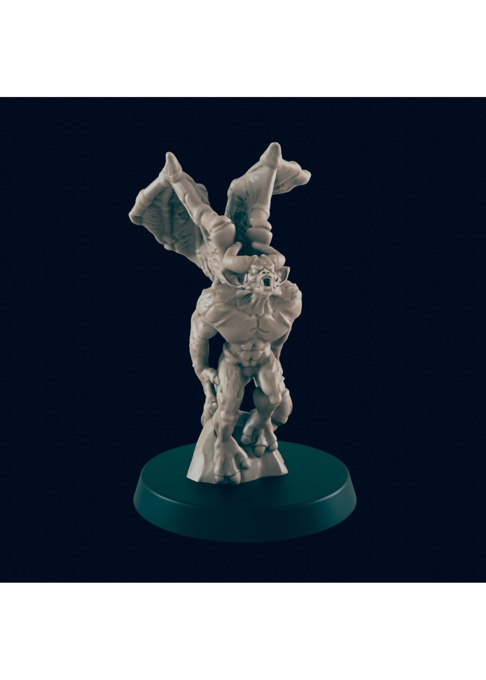 3D Printed Miniature - Imp 2 - Dungeons & Dragons - Beasts and Baddies KS