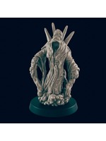 3D Printed Miniature - Wraith - Dungeons & Dragons - Beasts and Baddies KS