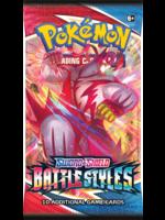 Pokémon SS5 Battle Styles Booster