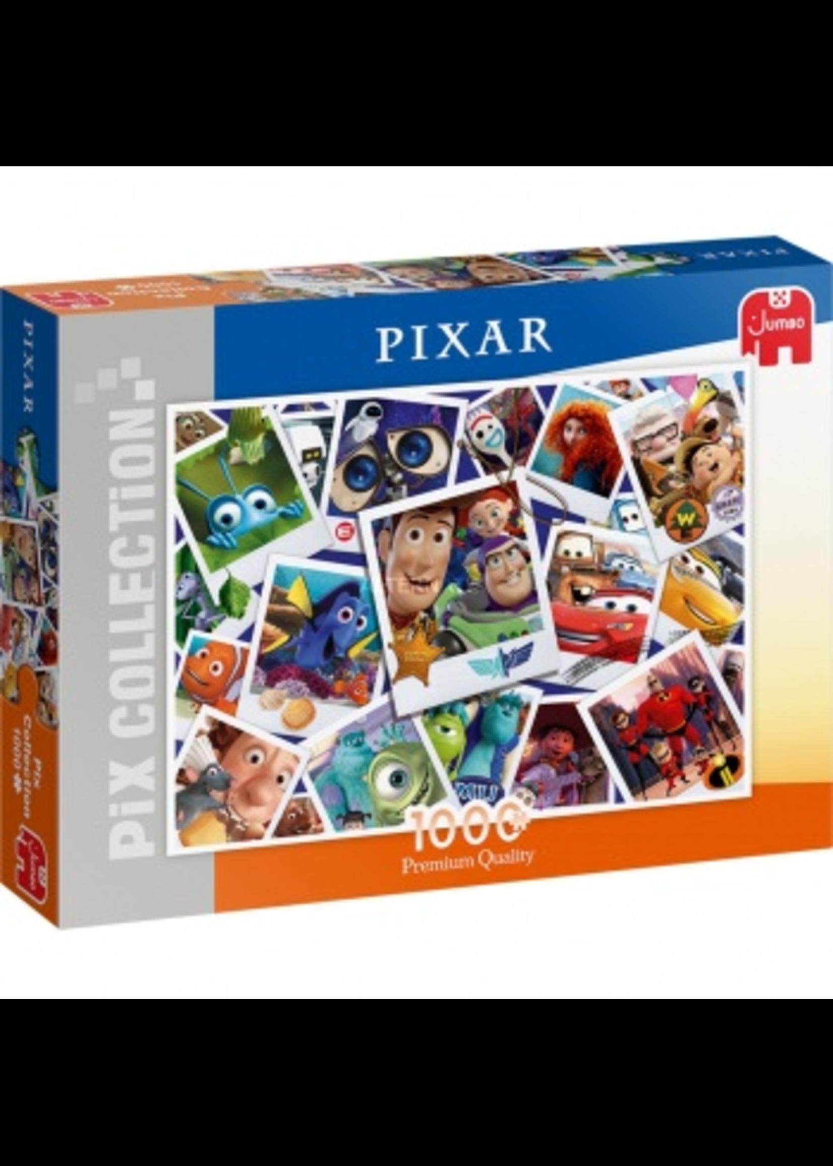 Disney Pix Collection Pixar - 1000 Stukken