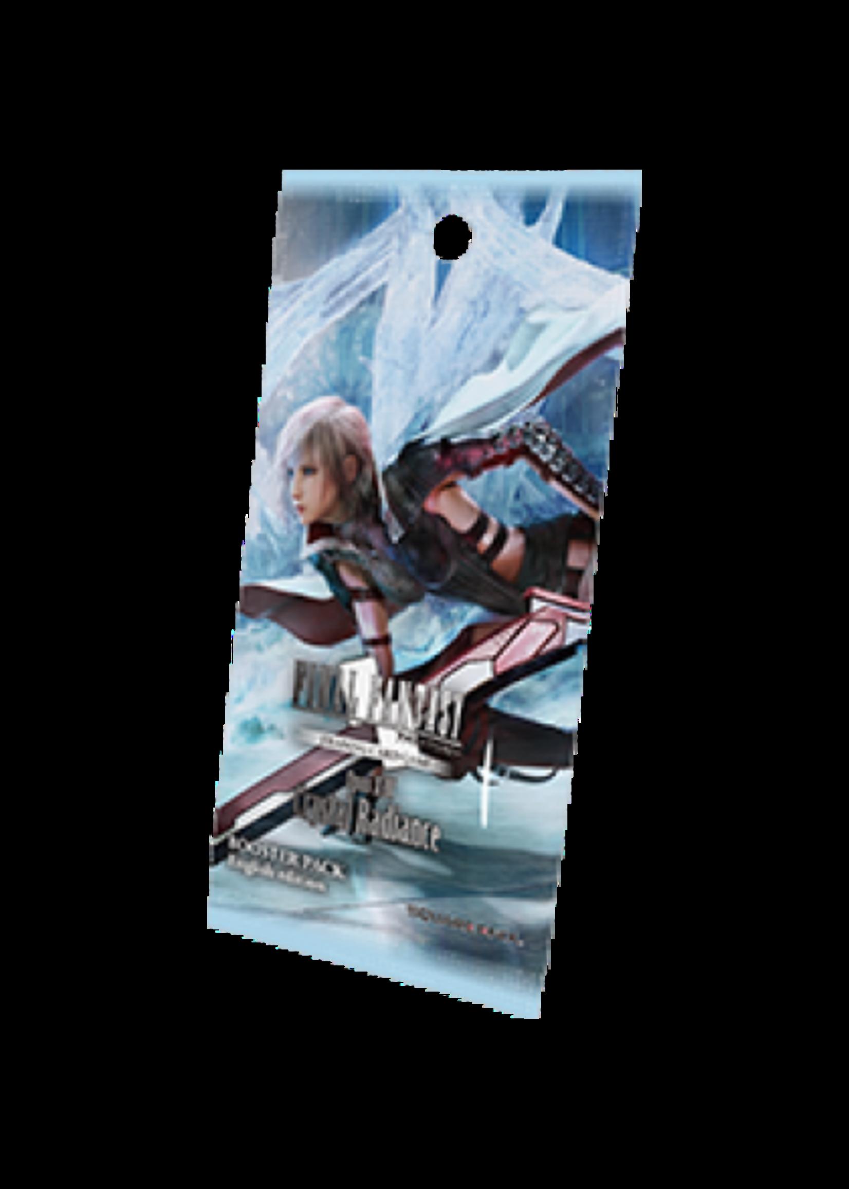 Final Fantasy TCG Opus XIII Crystal Radiance Booster