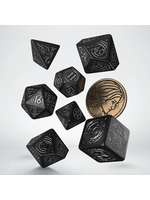 The Witcher Dice Set. Yennefer - The Obsidian Star