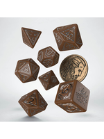 The Witcher Dice Set. Geralt - The Roach's companion