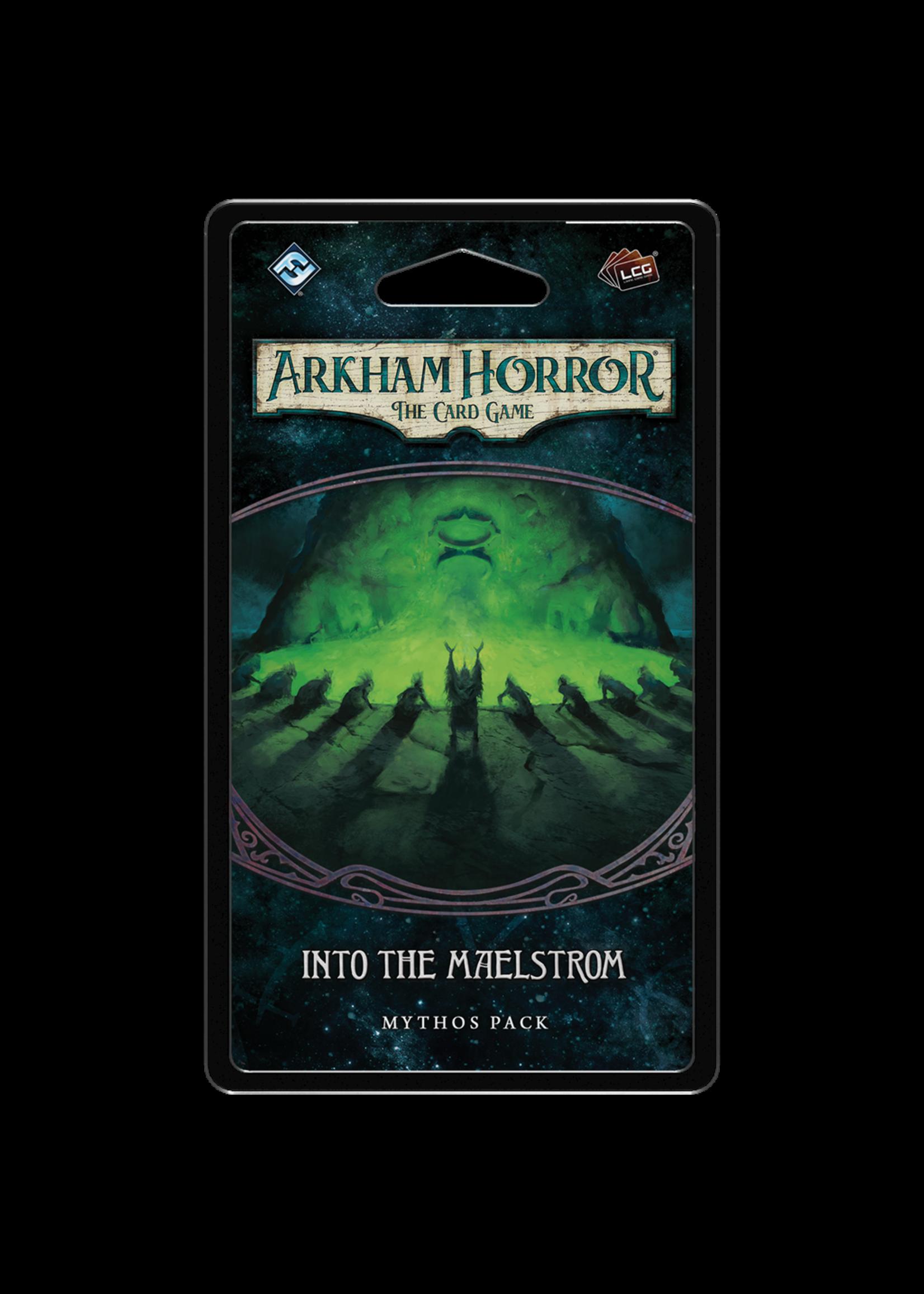 Arkham Horror LCG Into the Maelstrom