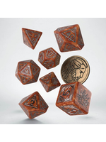 The Witcher Dice Set. Geralt - The Monster Slayer