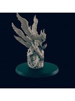 3D Printed Miniature - Bone Devil  - Dungeons & Dragons - Beasts and Baddies