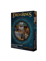 Lord of the Rings - Rohan Watchtower and Palisades