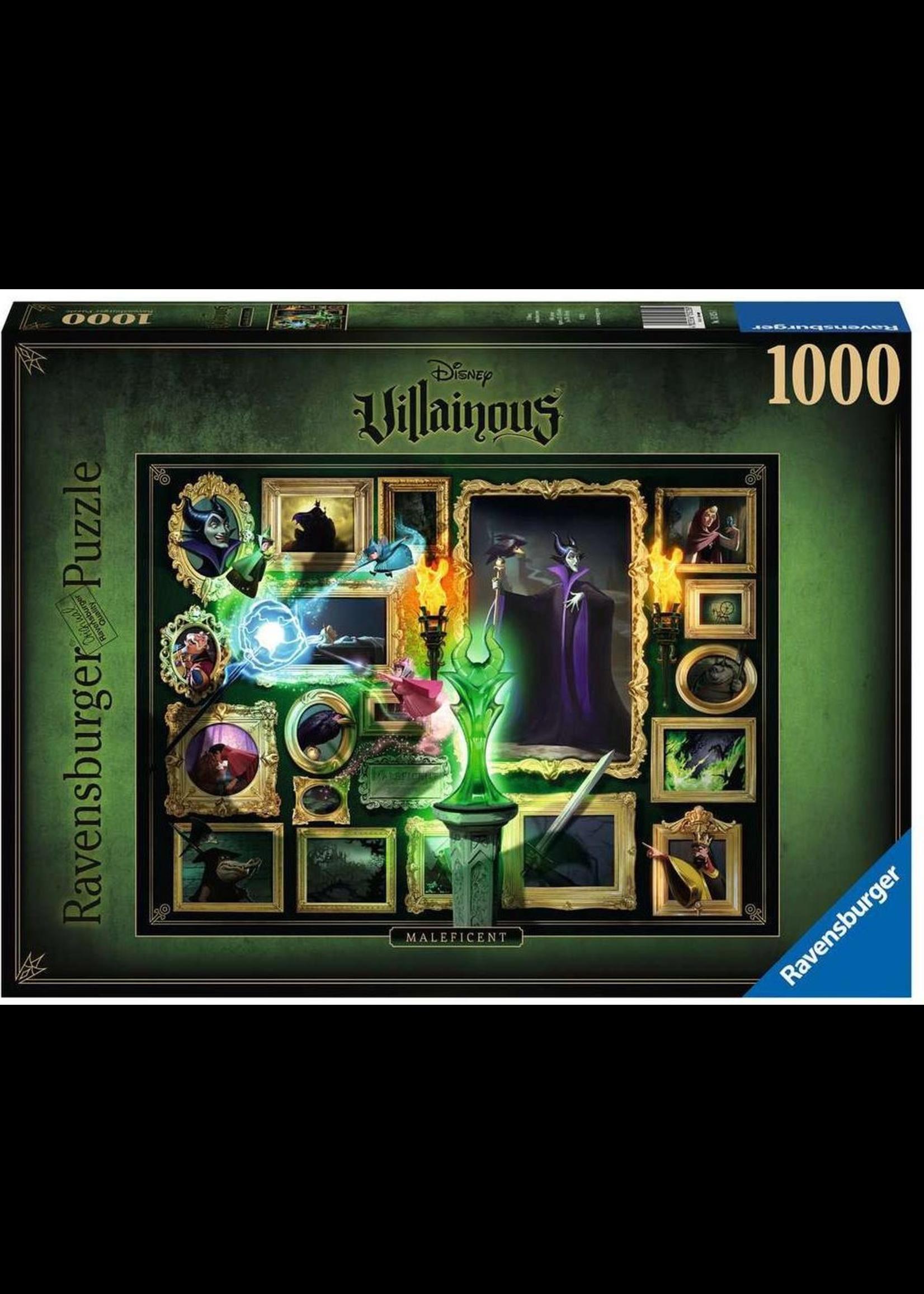 Disney Villainous - Malificent (1000)