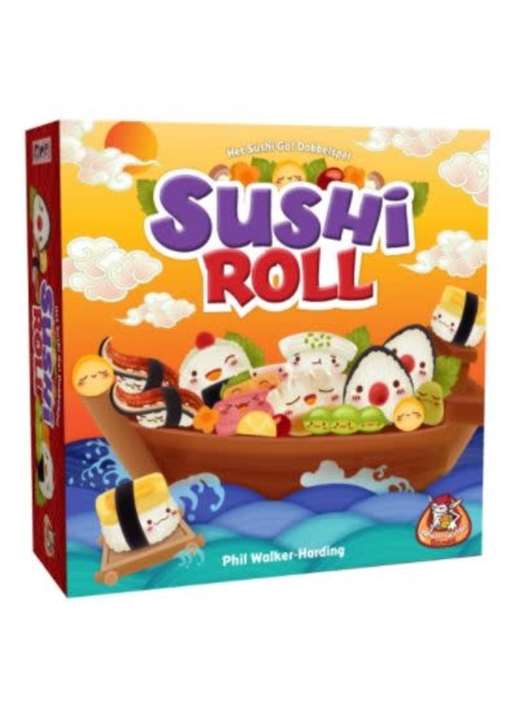 Sushi Roll (Het Sushi Go dobbelspel)
