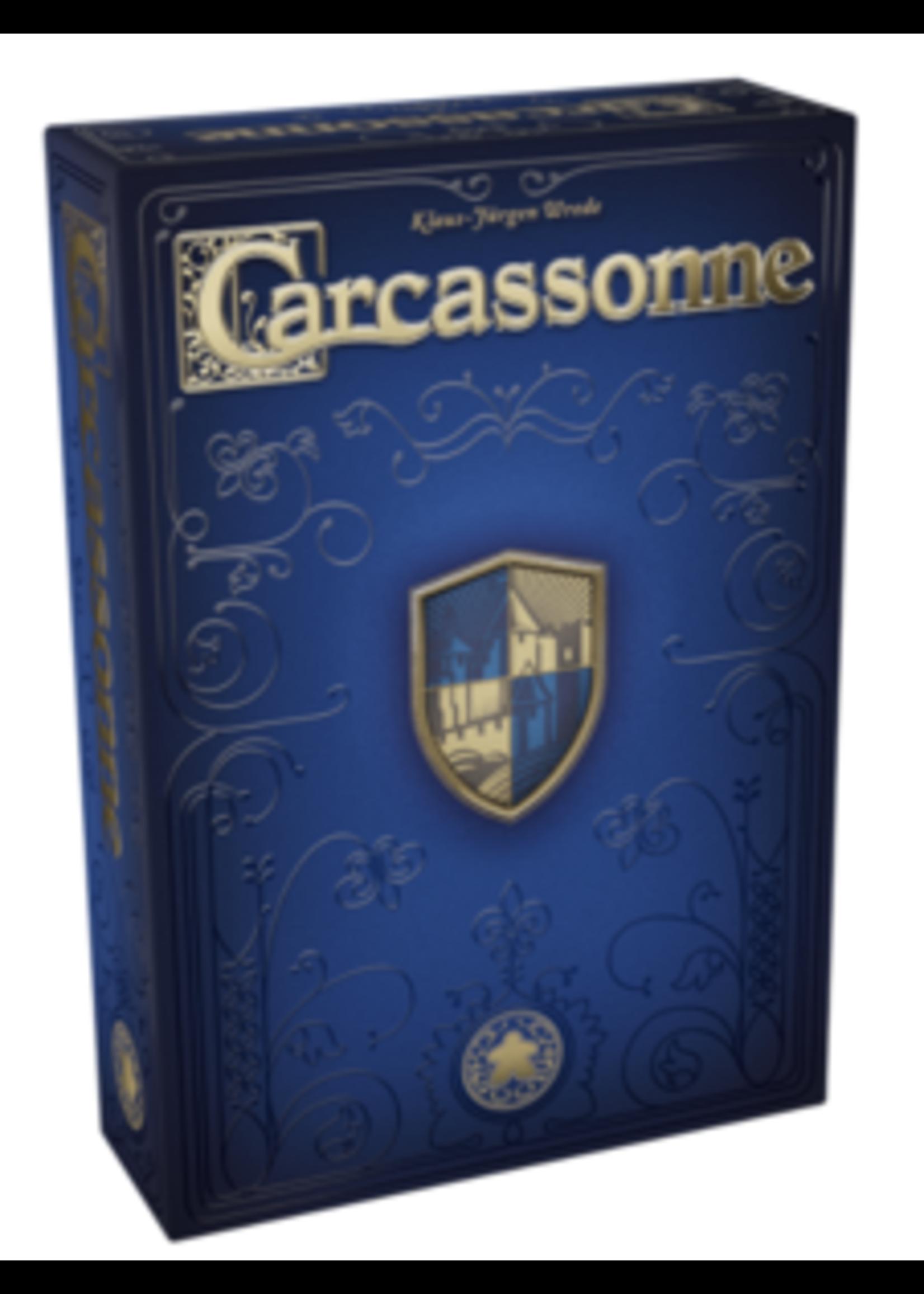 Carcassonne 20 Jaar Jubileum Editie