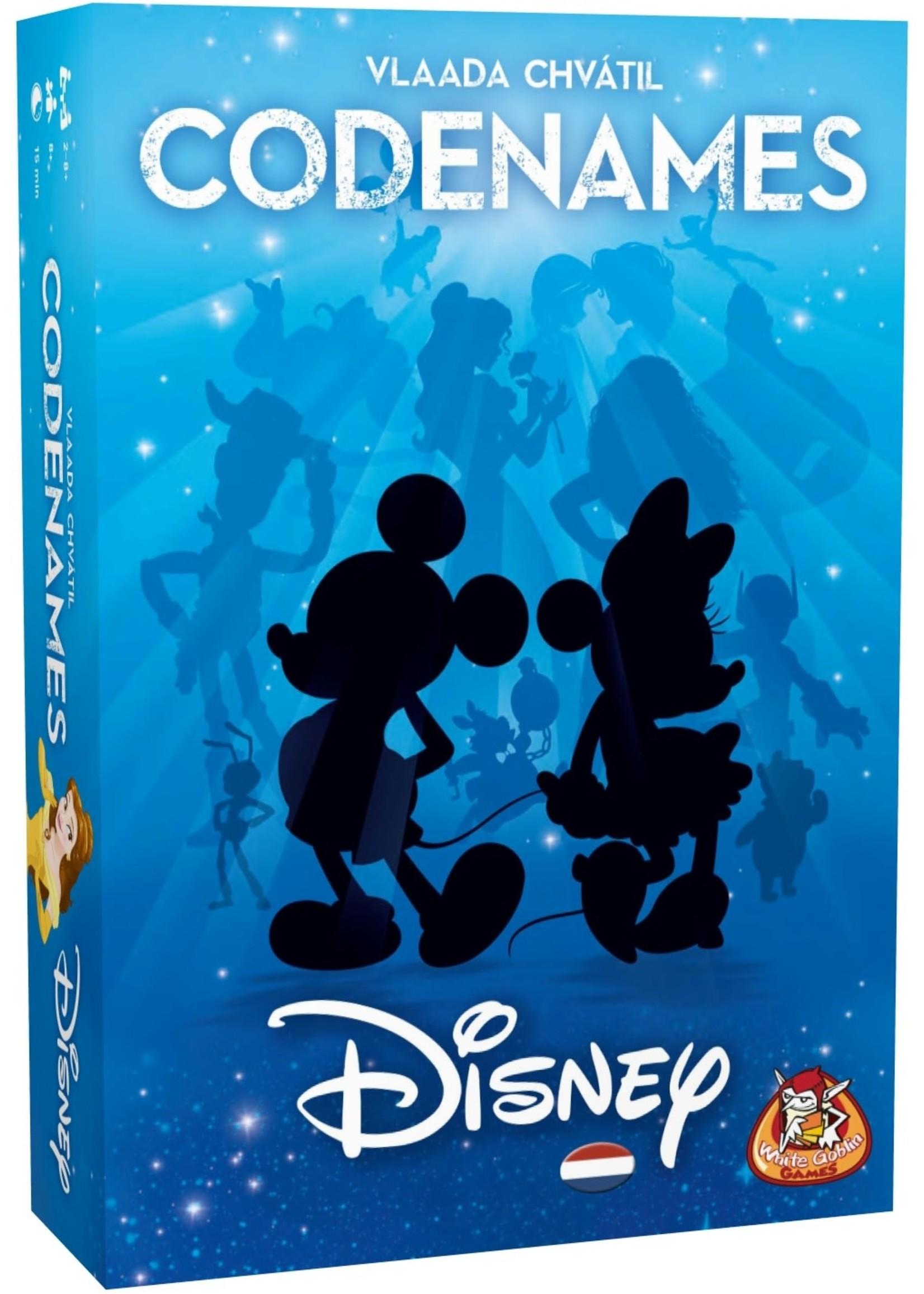 Codenames Disney NL