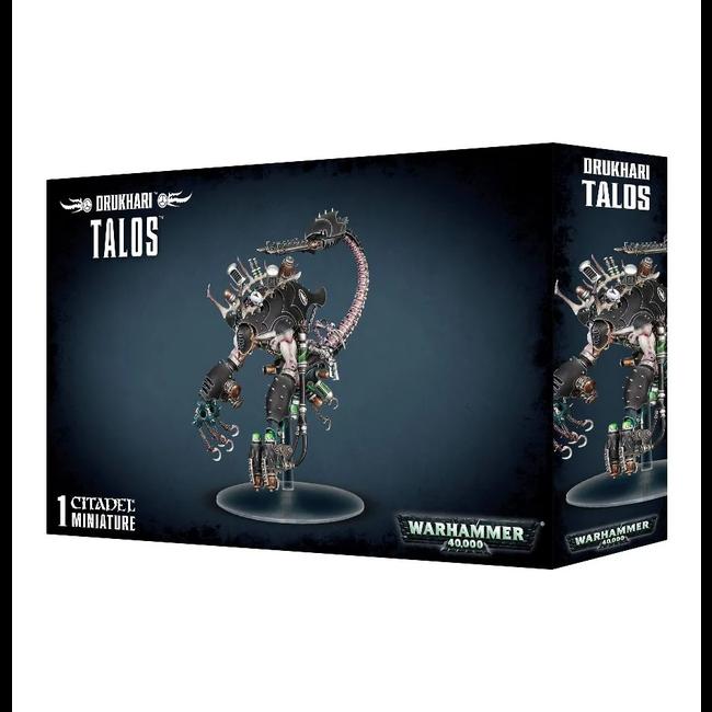 Dark Eldar Talos Pain Engine