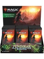 Mtg Zendikar Rising Set Booster Box (30)