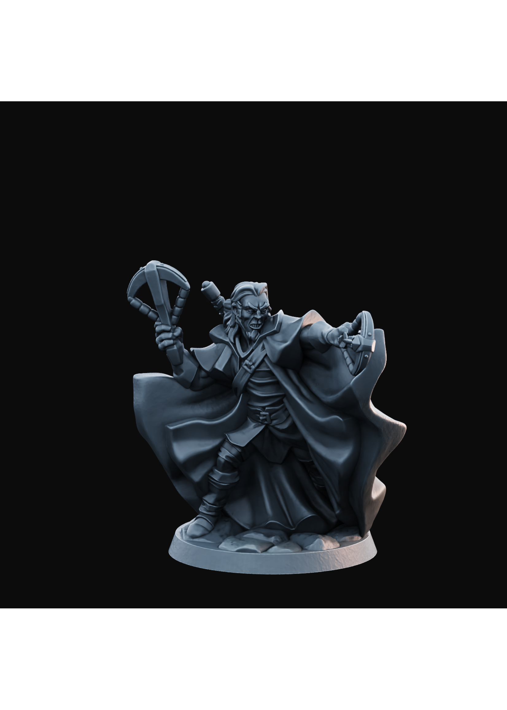 Crossbow Male 01 - Hero of the Realm KS