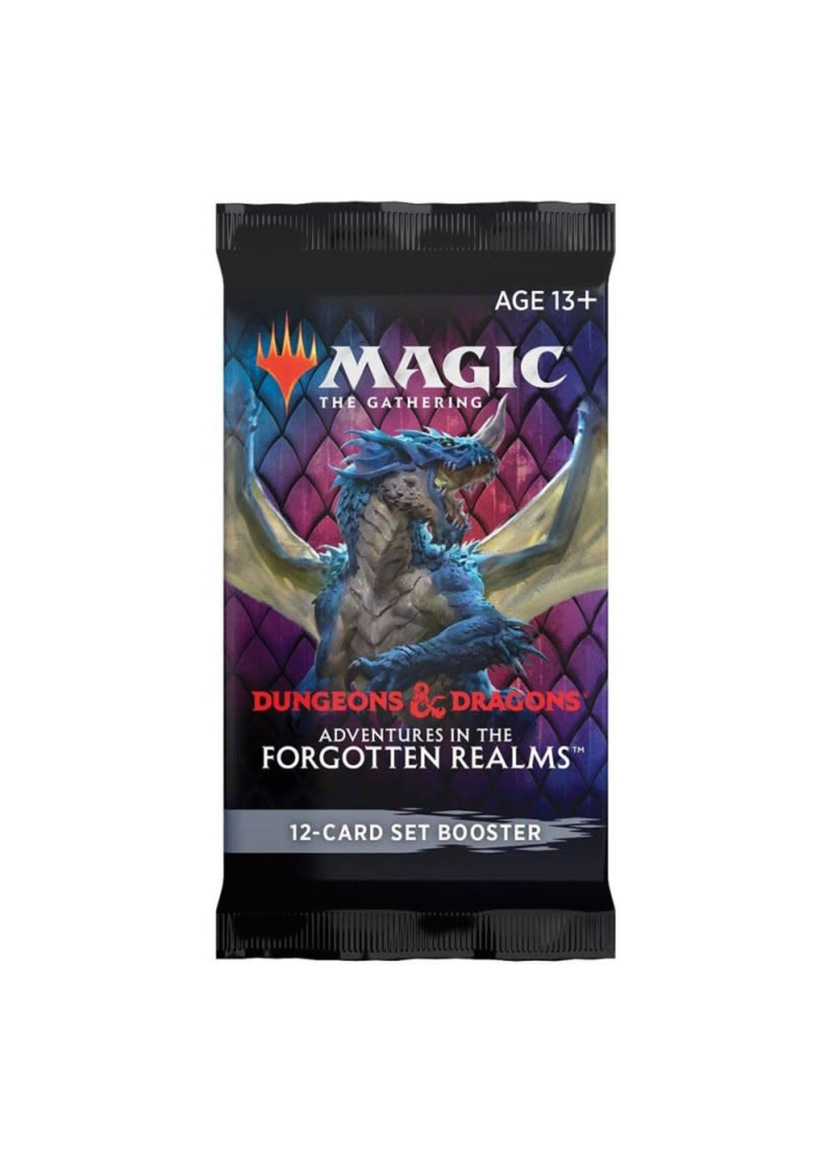 MTG - Adventures in the Forgotten Realms Set Booster