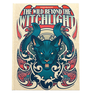 D&D The Wild Beyond the Witchlight Alt Cover HC