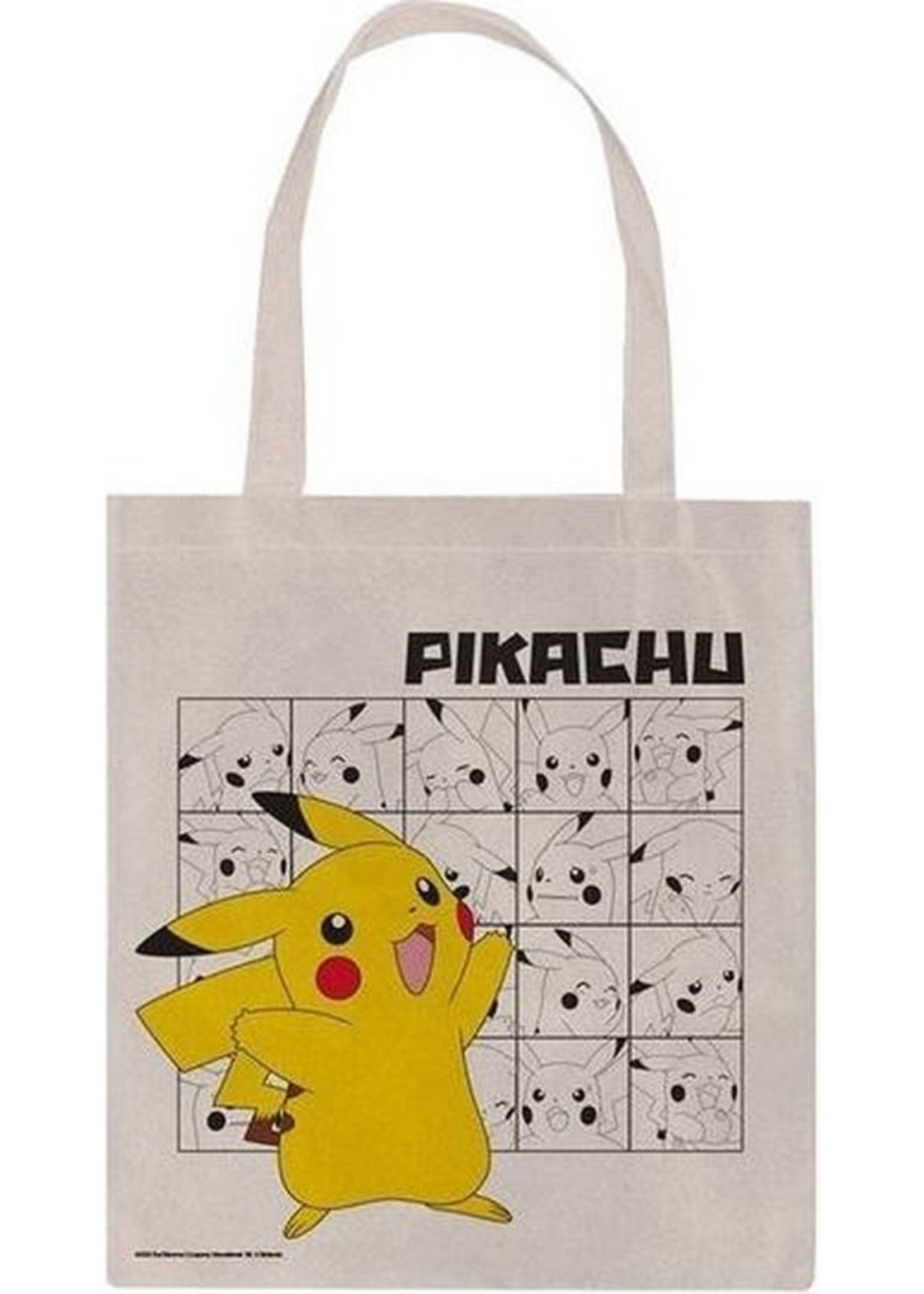 GBEye Tote Bags - POKEMON Pikachu