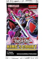 YGO King's Court Booster
