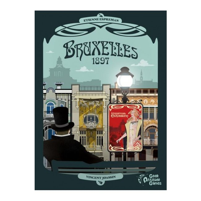 Bruxelles 1897 - EN
