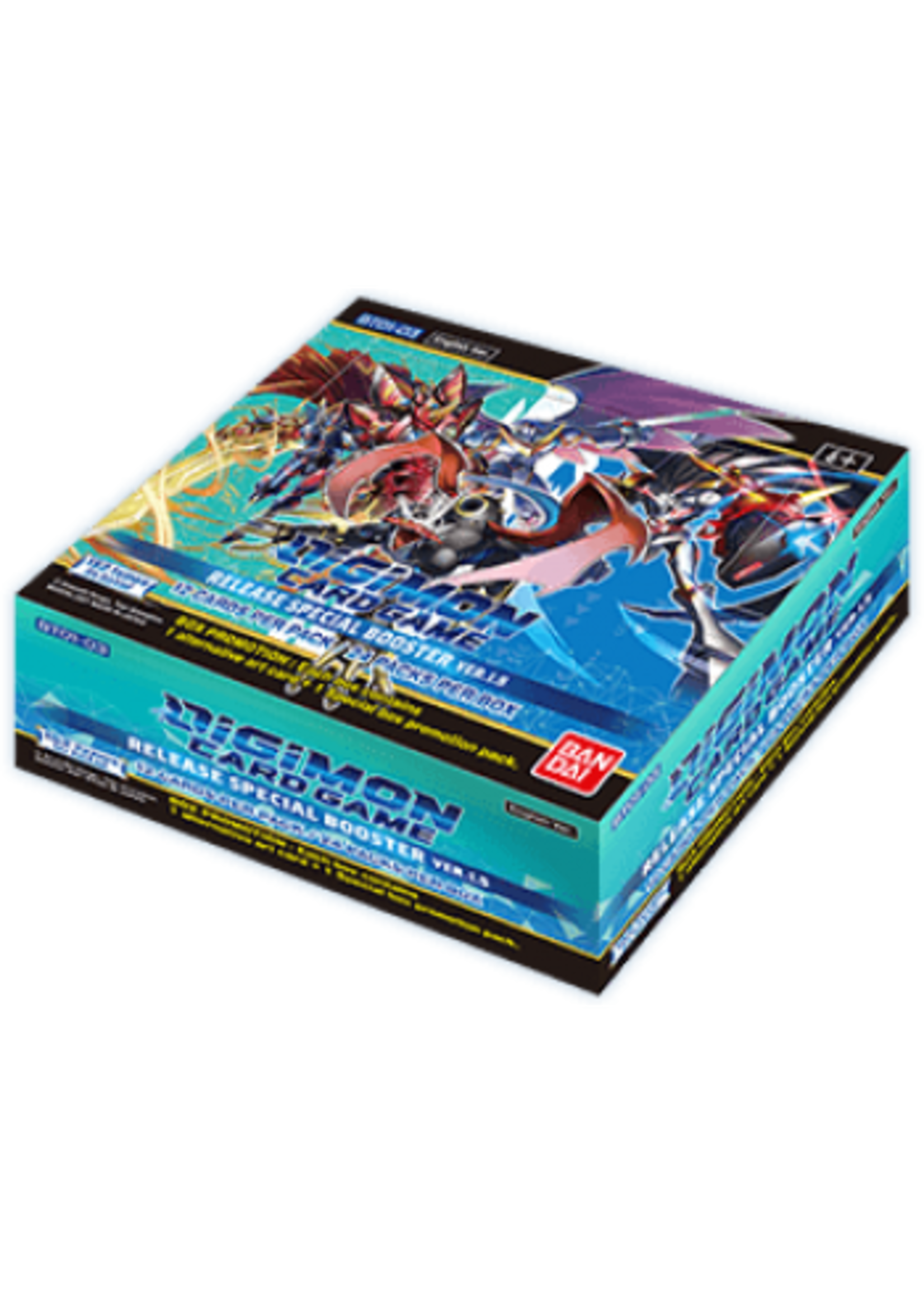 Digimon TCG Special Booster 1.5 Display