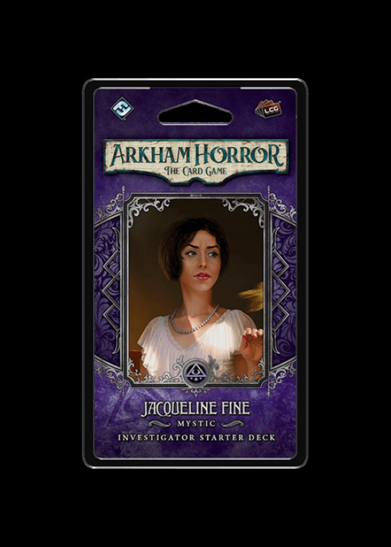 Arkham Horror LCG Jacqueline Fine