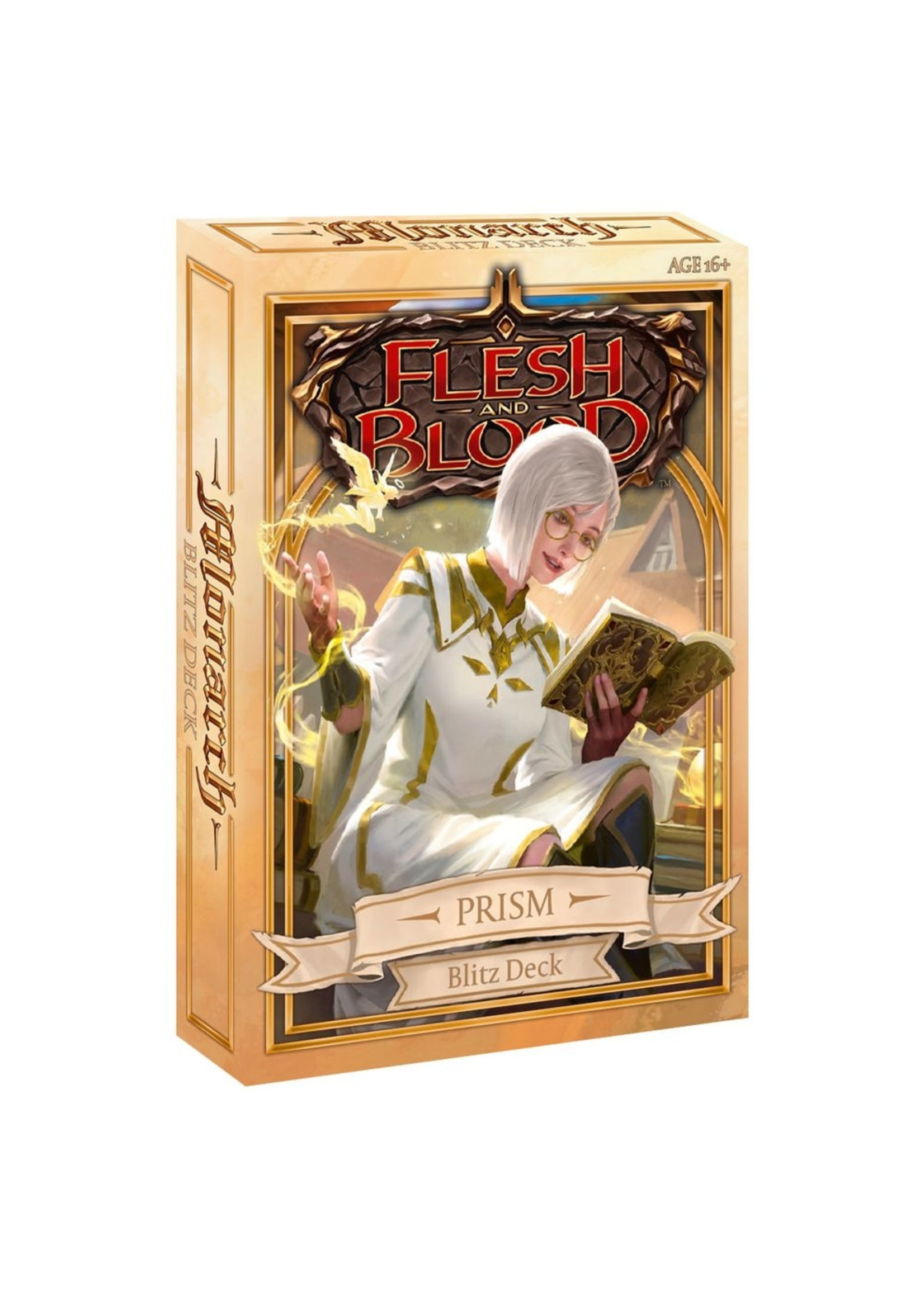 Flesh & Blood TCG - Monarch Blitz Deck Prism