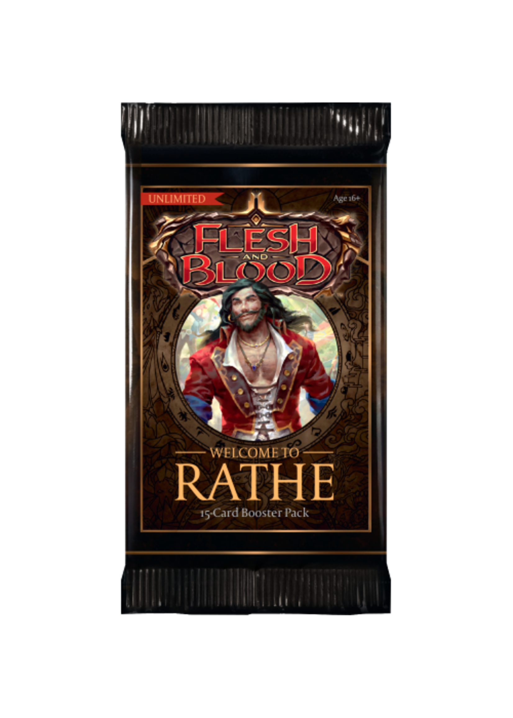 Flesh and Blood - Welcome To Rathe Booster