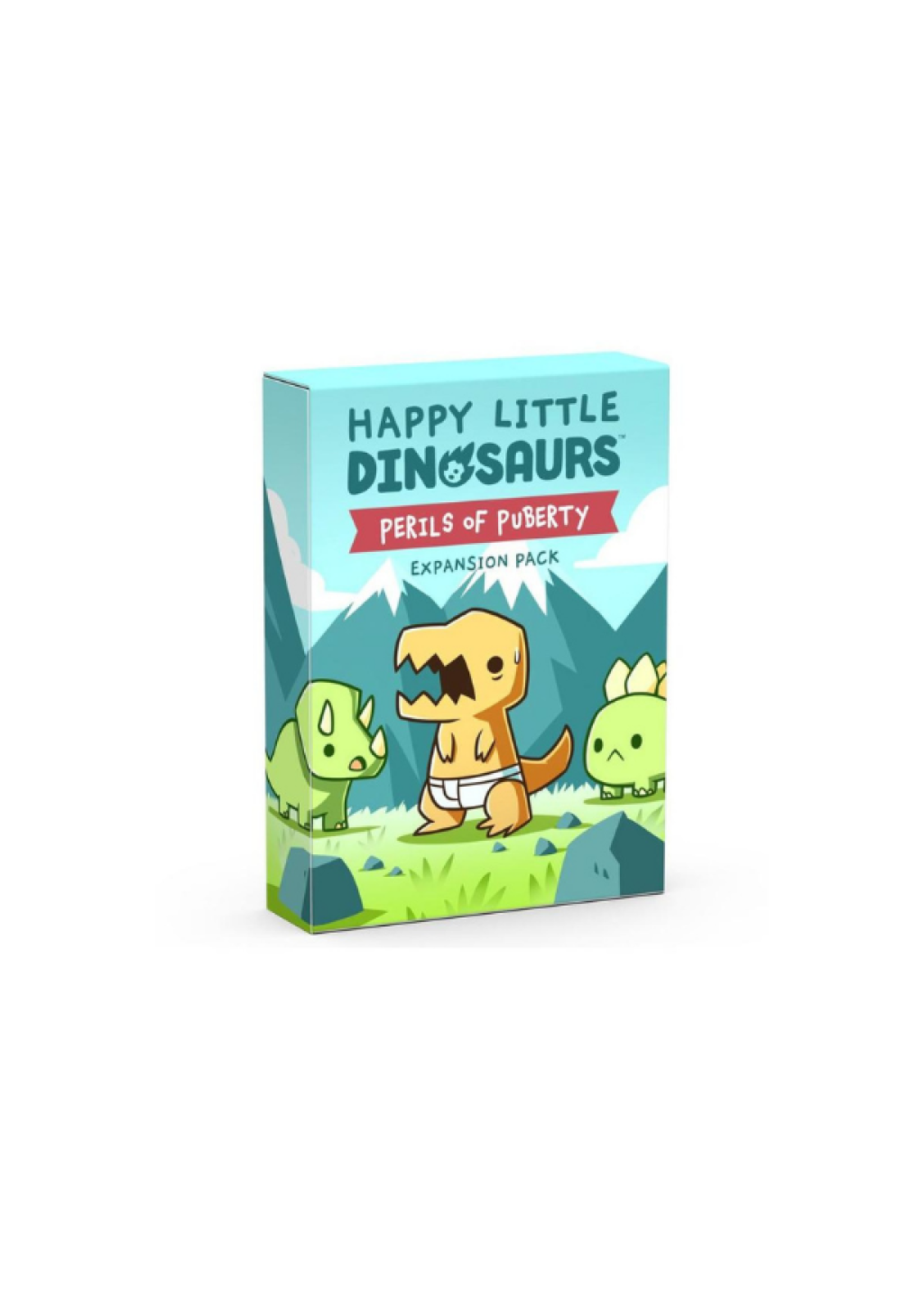 Happy Little Dinosaurs Perils of Puberty expansion