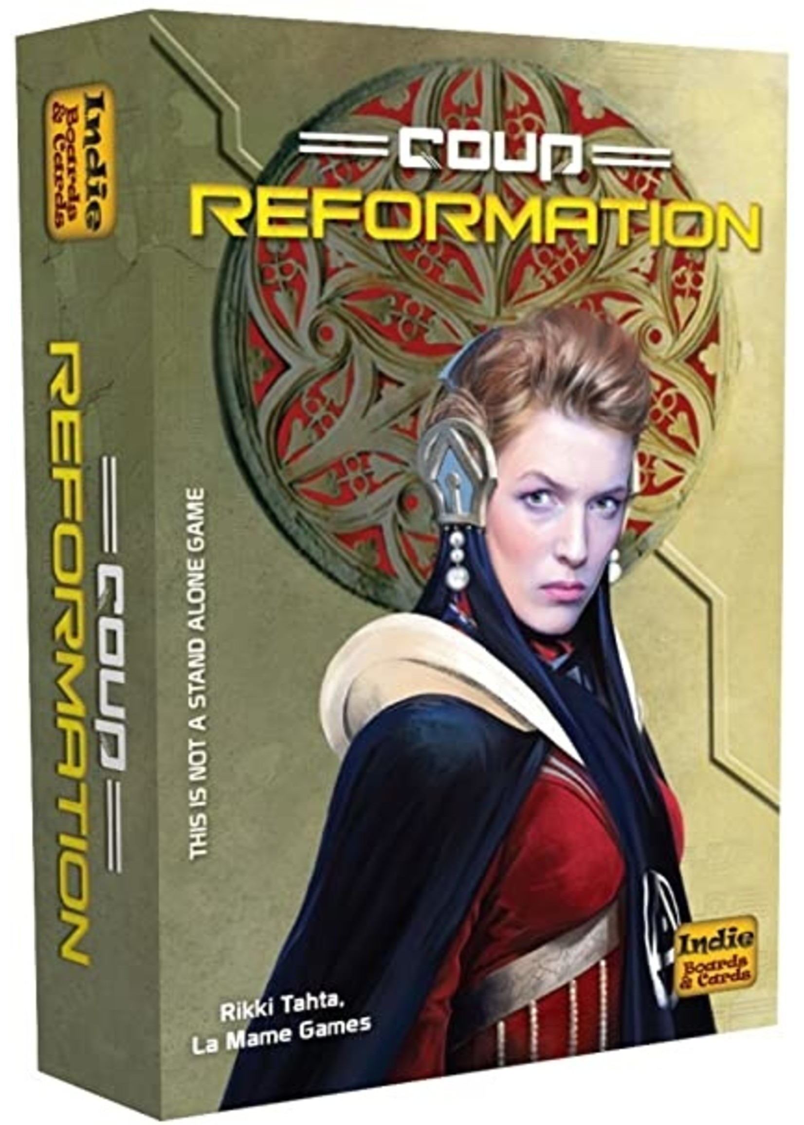 Coup Reformation Second Edition