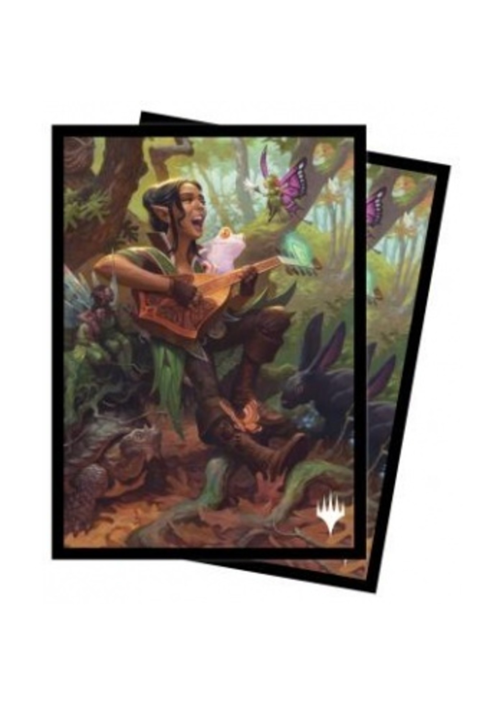 UP - Sleeves Standard Magic: The Gathering - Adventures in the Forgotten Realms V5