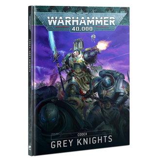 Warhammer 40.000CODEX: GREY KNIGHTS (HB) (ENGLISH)