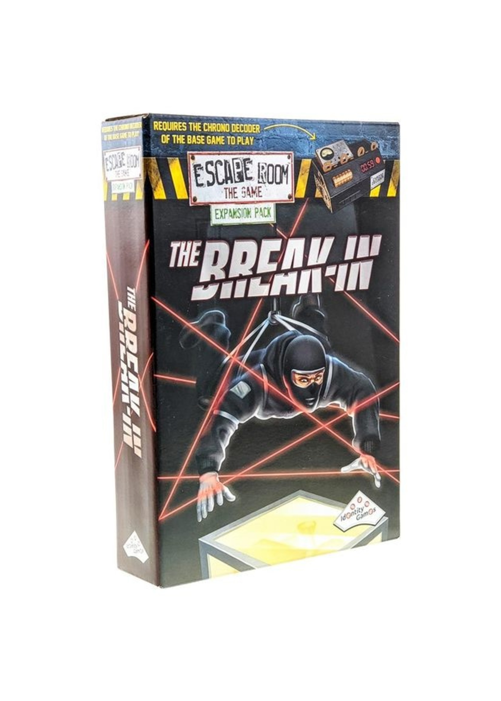 Escape room the game - The Break in