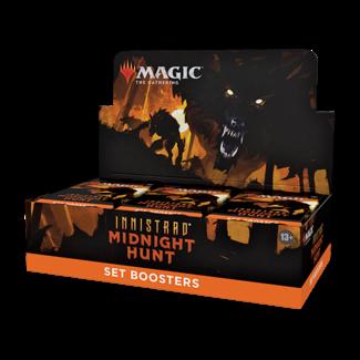 MTG - Innistrad: Midnight Hunt Set Booster Display