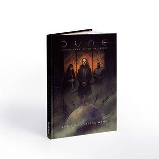 Dune: Adventures in the Imperium – Core Rulebook Standard Edition - EN