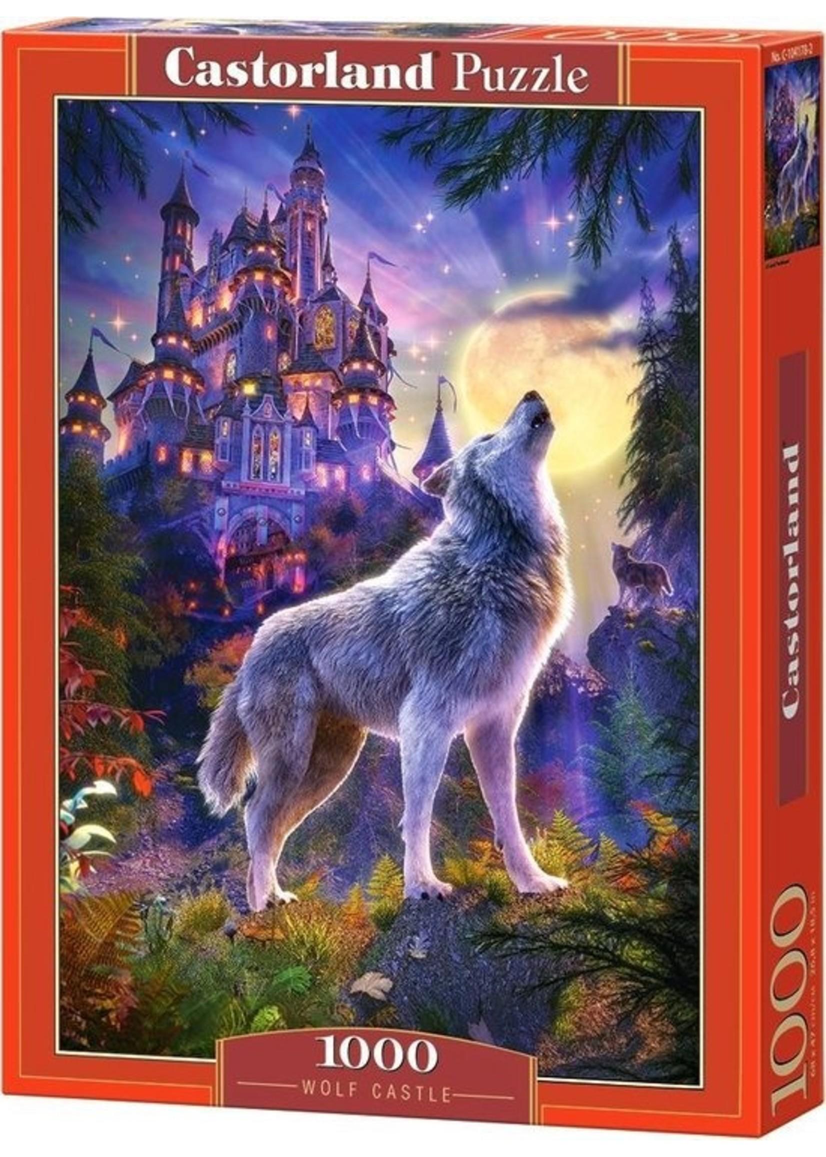 Castorland Wolf Castle - 1000 Stukjes