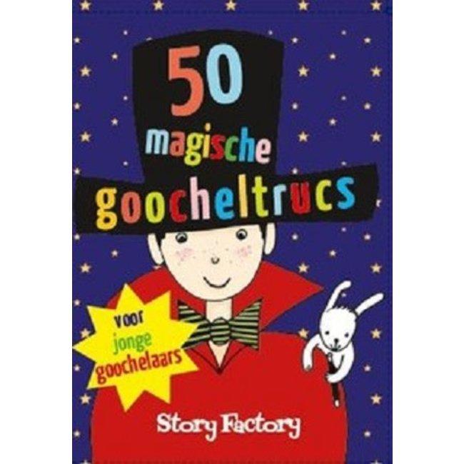Boosterbox 50 Magische Goocheltrucs
